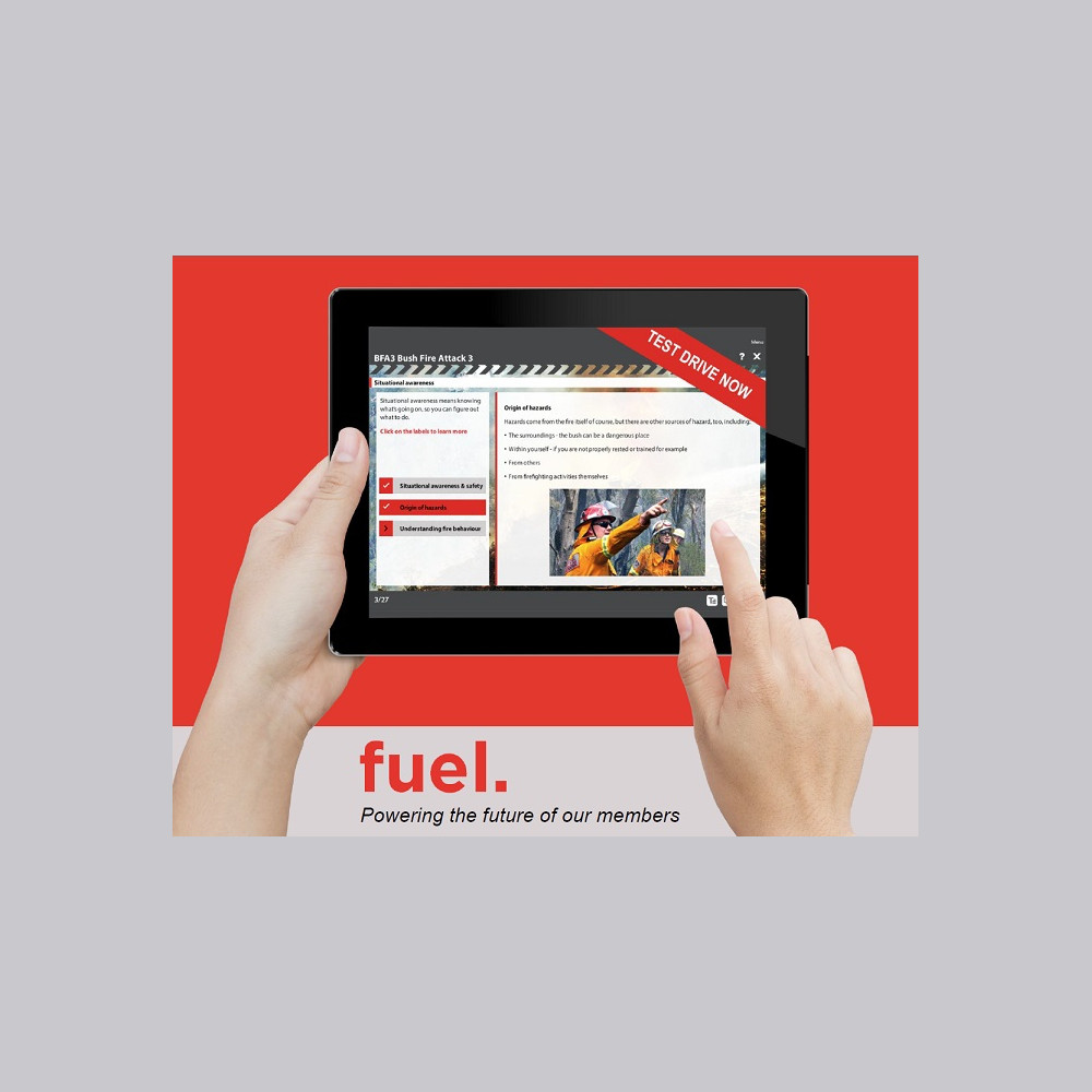 Fuel website